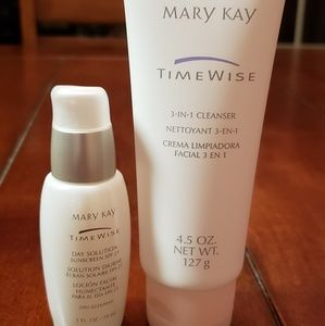 Mary Kay Time Wise products